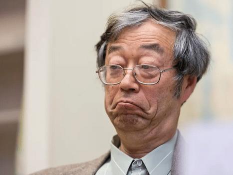 Satoshi Nakamoto Identity